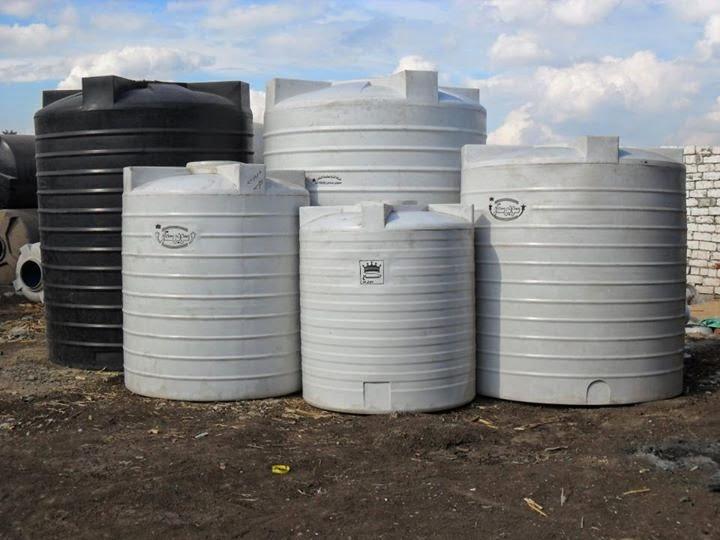 تنظيف خزانات مياه