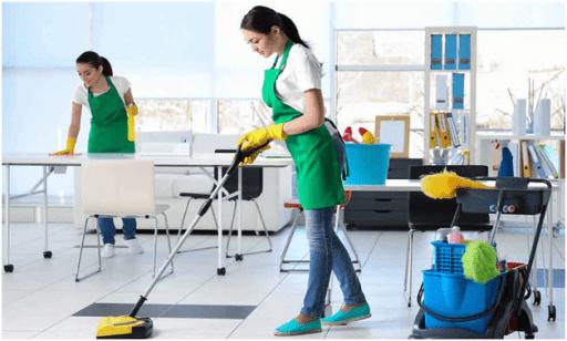 شركة تنظيف منازل في مردف دبي