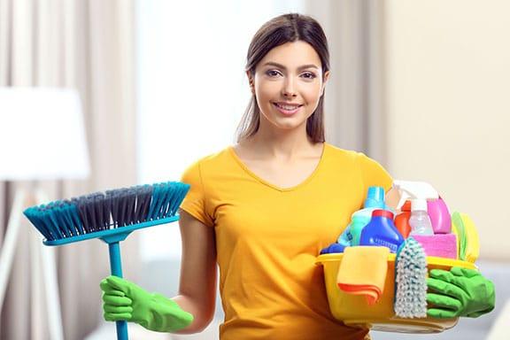 20 نصيحة لتنظيف المنزل