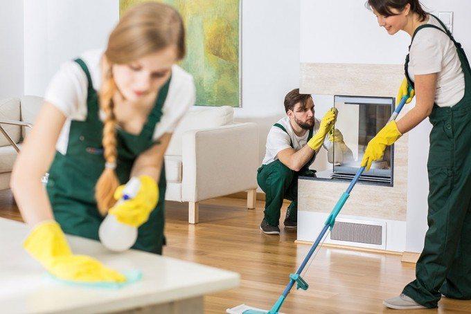 شركة تنظيف المنازل زعبيل