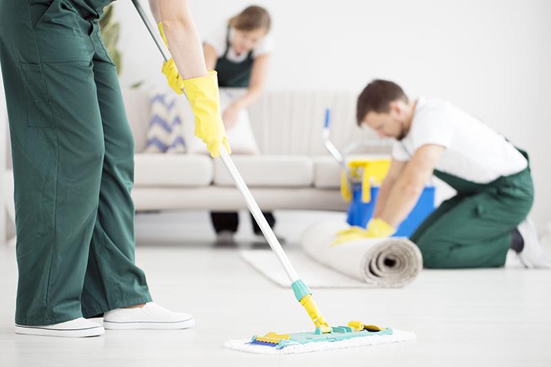 شركة تنظيف المنازل بالشارقة